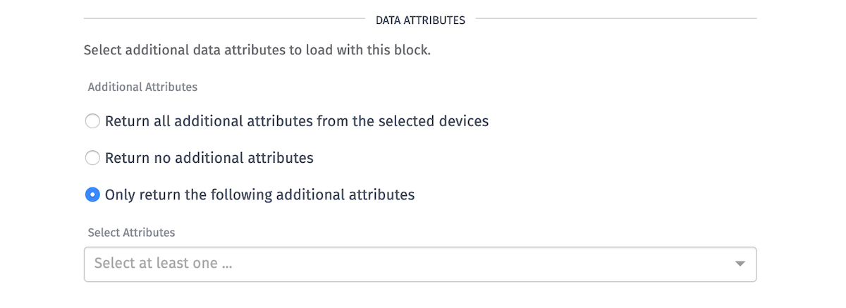 GPS History Additional Attributes (Return Some)